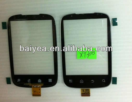 OEM new for Motorola xt300 spice digitizer touch screen parts
