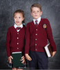 American Primary School Uniform Shirts & Skirts, Kids School Uniforms Wholesale