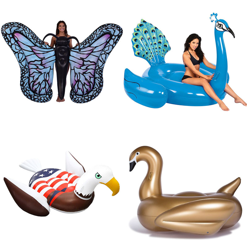 Pool Inflatable Factory Direct Selling Price The Flamingo Pools & Spas