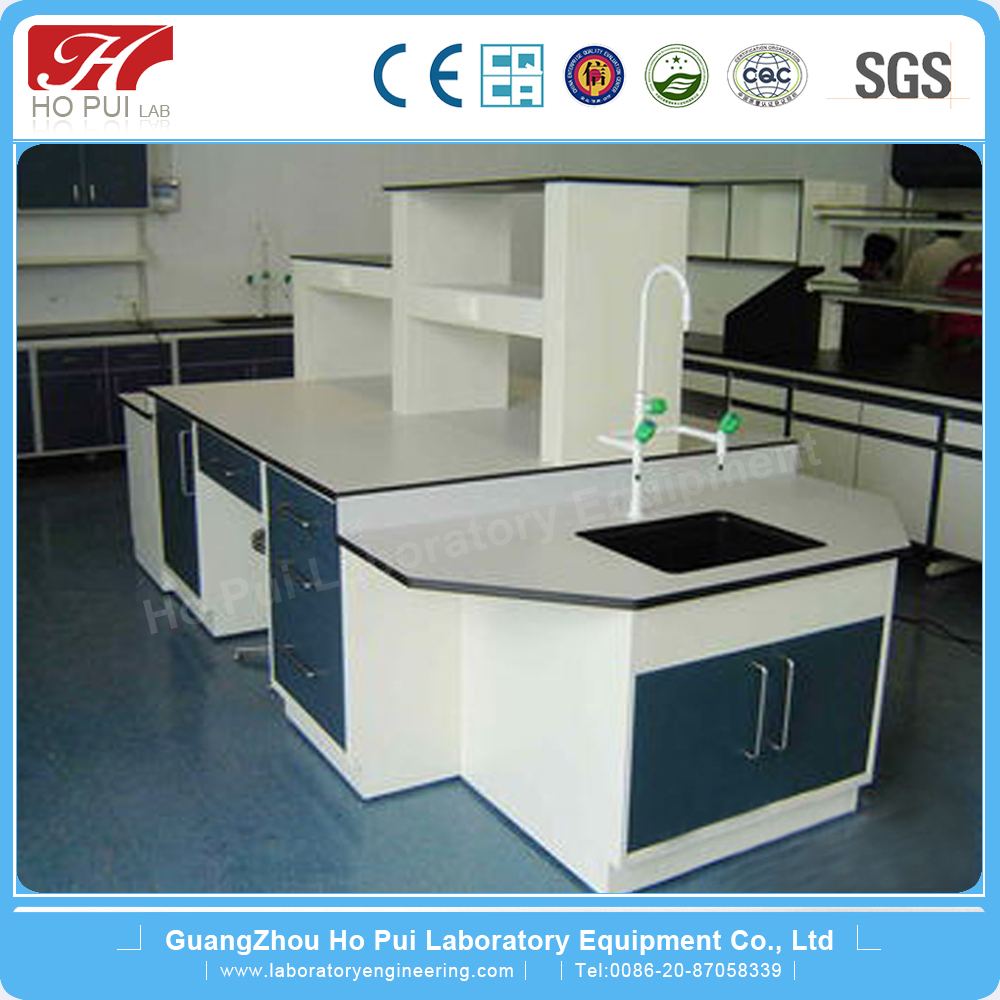 central table for lab furniture /ceramic laboratory bench dental