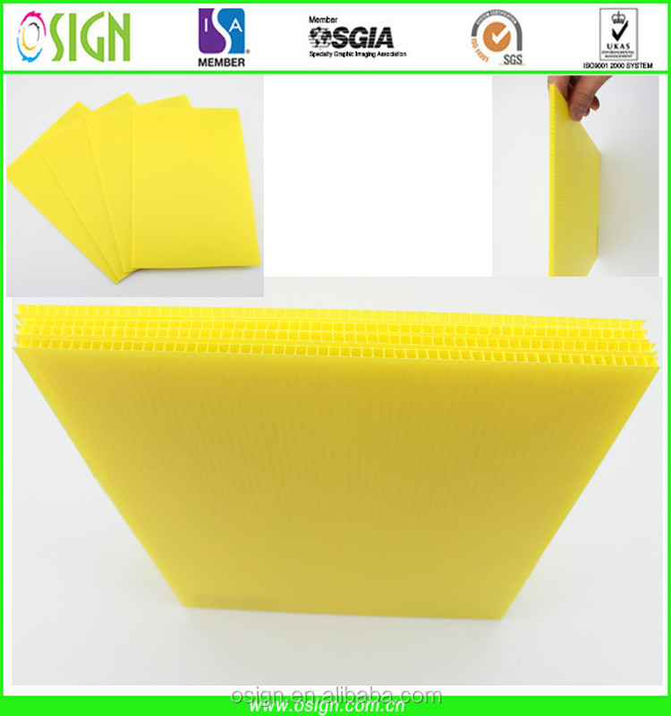 best price pp corrugated plastic sheet