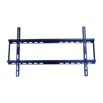 "Upgraded economical ultra slim vesa 600*400 fixed low profile lcd tv wall mount for 32"" -65"" screen"