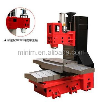 V5 high speed mini CNC milling machine frame for sale