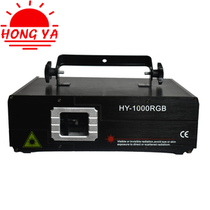 pub 1000mw ILDA SD high quality rotating animation rgb laser light