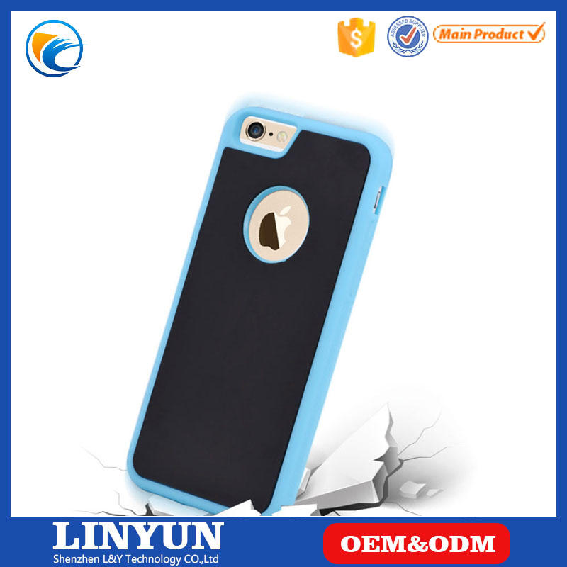 Case for iphone 6/6s,for iphone 6/6s China Supplier Low Price Antigravity phone cases with paste funtion