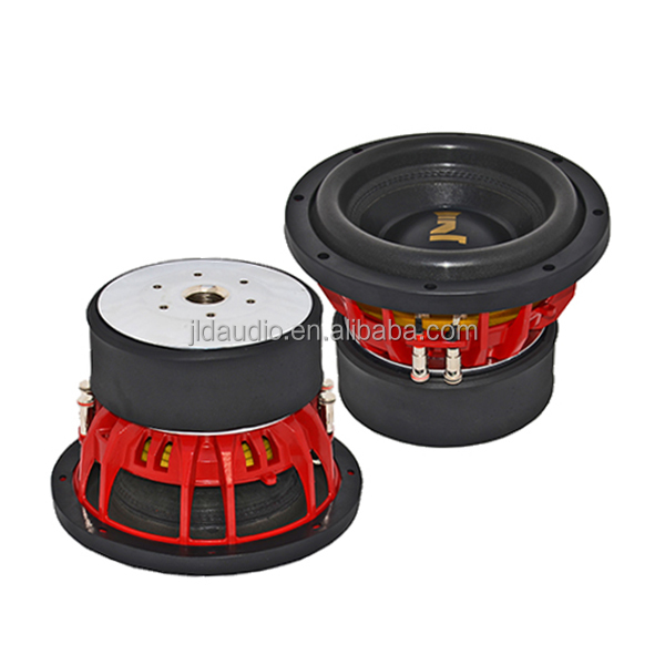 Made In China Subwoofers With Rms 1000w Rms Speakers 10