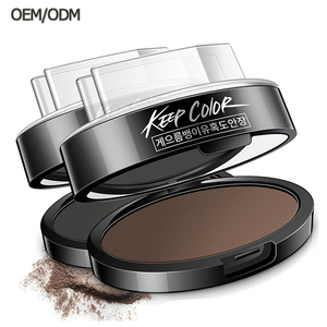 wholesale cosmetic makeups waterproof powder eyebrow stamps for beauty