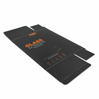JiaYuan Custom Printing Screen Protector  Paper Hanging Retail Packaging Box