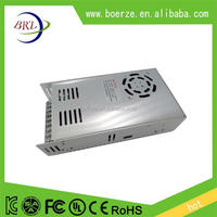 CE FCC ROHS cctv switching power supply dc 12v30a