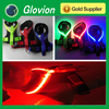 NEW arrival led glowing dog harness flashlight dog harness led light dog harness