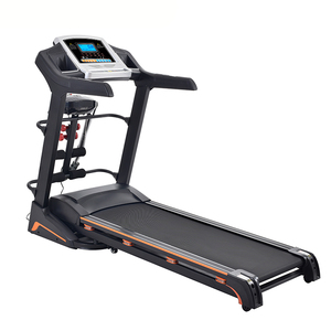 power fit body strong treadmill home fitness running machine