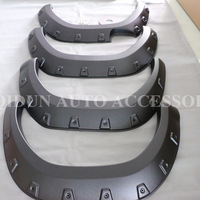 New style off- road hot selling Car wheel arch fender flares auto accessories 4x4 for hilux revo