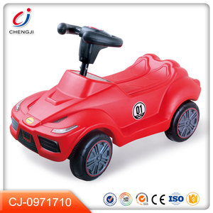 New cool toy light musical sliding electric car for kids to drive
