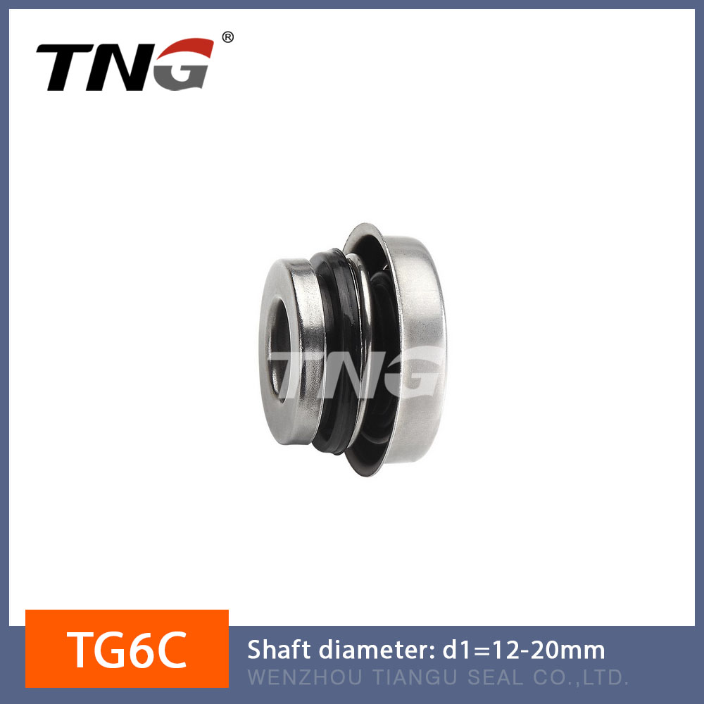 Mechanical Seal TG6C |mechanical seals of automotive water pump