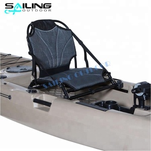Sailing Outdoor Comfortable Alum Chair Kayak Seat With Aluminum Frame Fishing Accessories