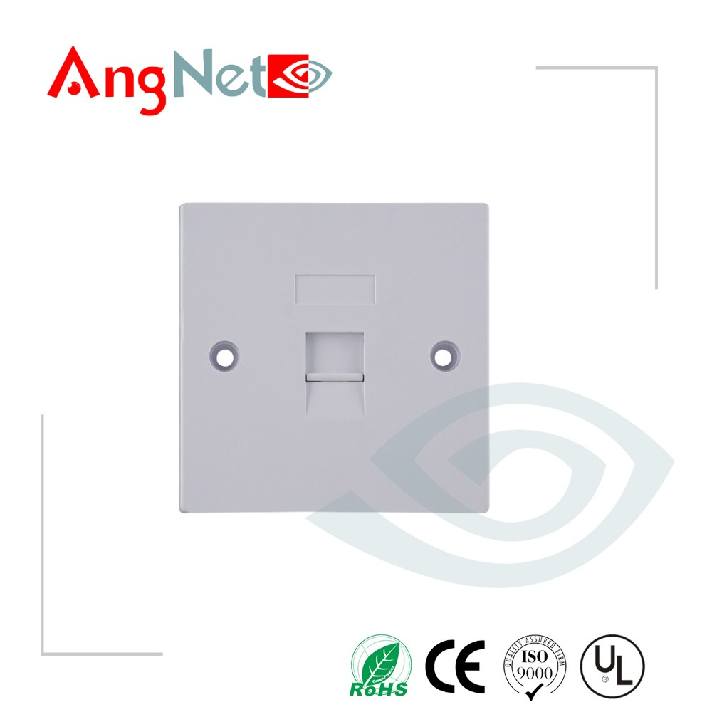 Cat6 Faceplate, Cat6 Faceplate Suppliers and Manufacturers at ...