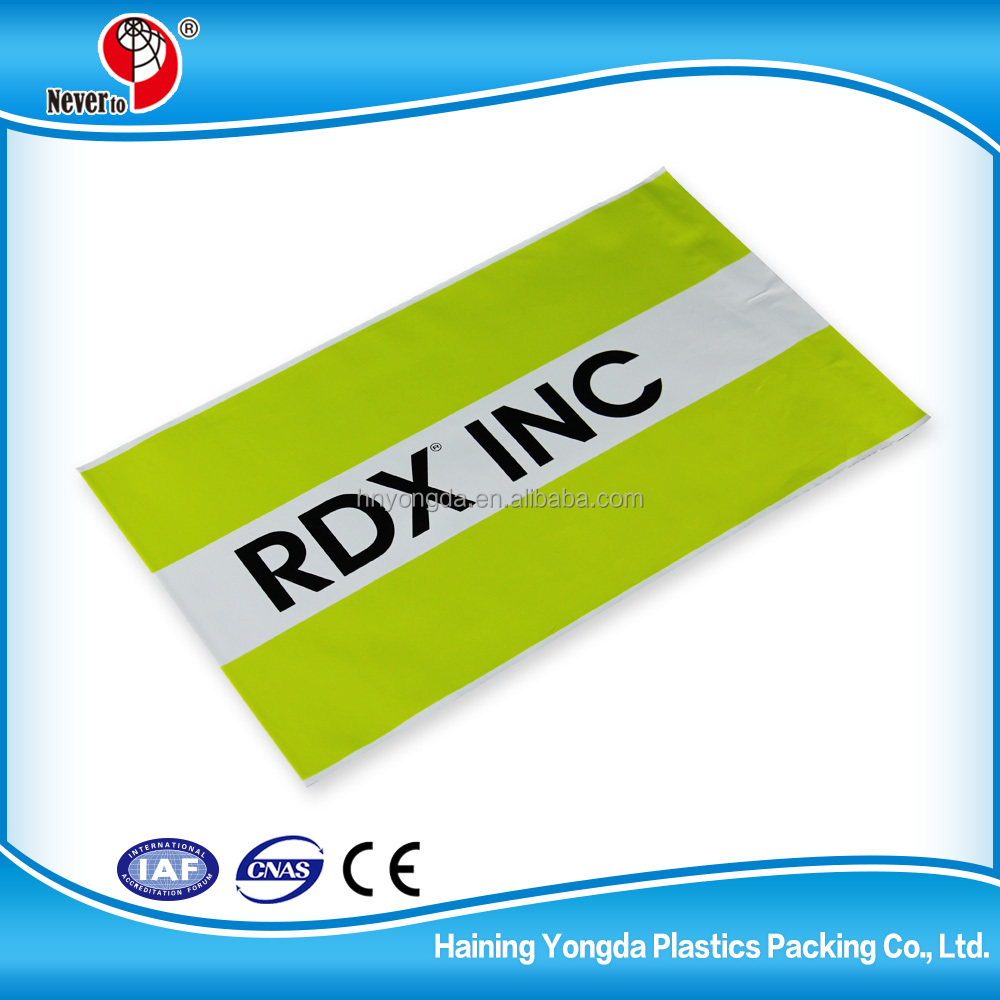 PUMA Sock Packing Plastic Bag With Adhesive Tape