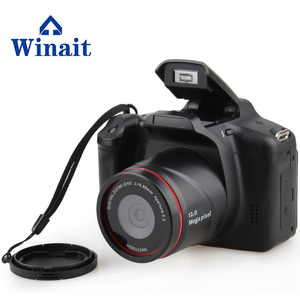 Image of Multi-functional 32GB card slr camera DC-05 12mp 720p cheap dslr camera with 4x digital zoom photo camera