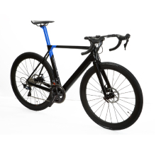 22 Speed Double Disc brake carbon road bicycle T1000 full Carbon fiber Road Bicycle complete bicycle