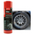 Car care and cleaning tire protectant polish and shine spray tire cleaner