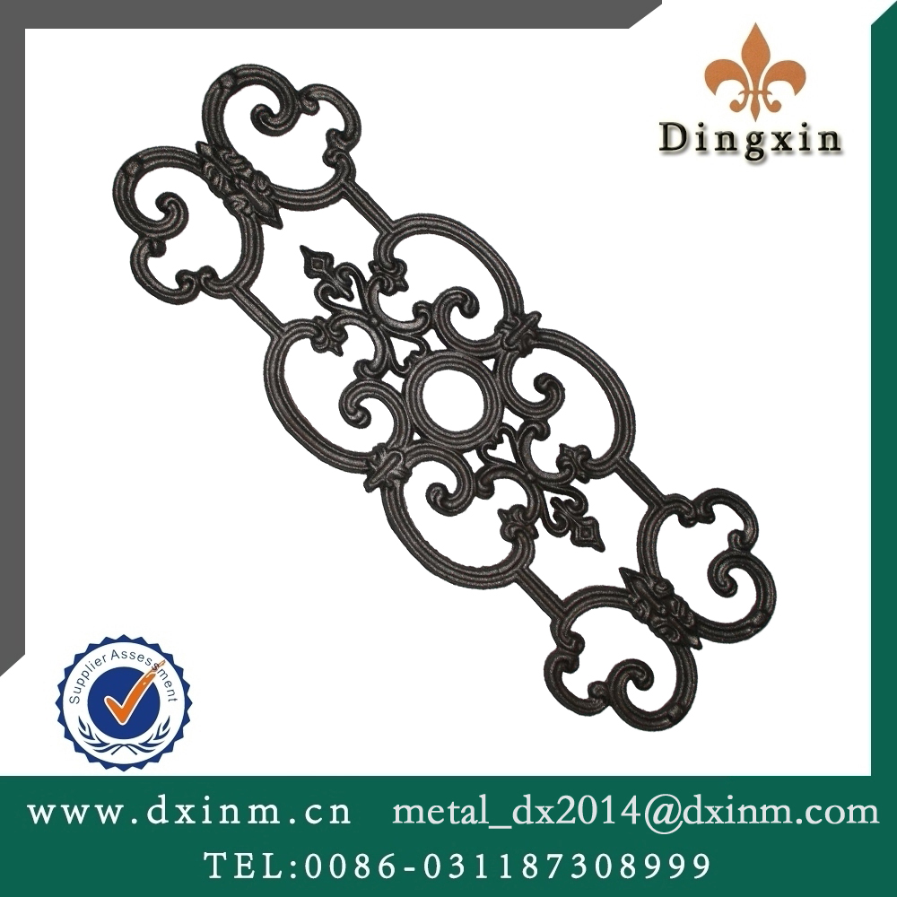 The best quality models of gates and iron fence casting iron assessories