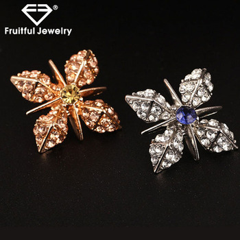 950407144c Maple Leaf Crystal Rhinestone Brooches Cross - Collar Pin New Suit Badges  Pin Yiwu Small Jewelry Wholesale - Buy Crystal Brooches Cheap,Art Nouveau  ...