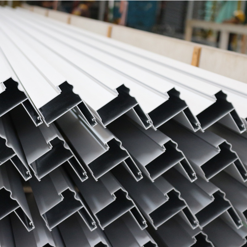 China Anodizing Aluminium Frame Extrusion Profile Manufacturer For window and door