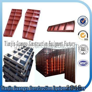 High Quality Steel wall formwork for green house/ farm building made in China