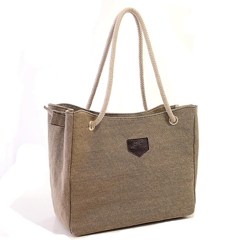 8ecb9ccffe07 famous designer purses and handbags Linen Cotton Women Canvas Handle Lady  Shoulder Bag Shopper bolsos mujer de marca famosa 2015