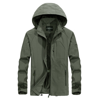 Men's professional military waterproof jackets the perfect mix of performance and fashion jacket