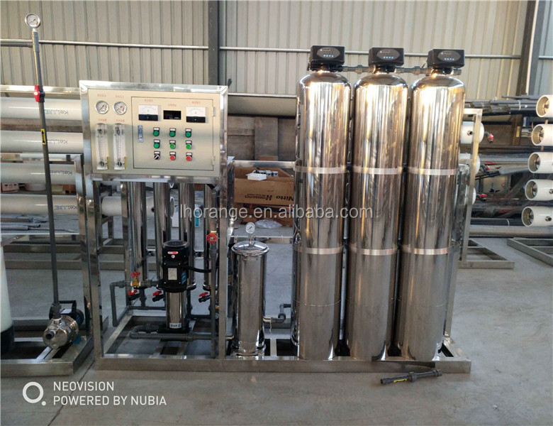 1000lph price of mineral water plant / RO water treatment plant / reverse osmosis system
