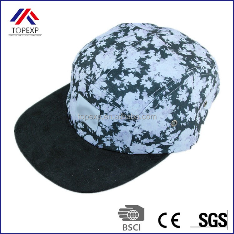 OEM high quality prining logo cotton baseball kids caps