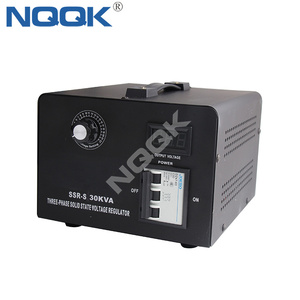 SSR-100A AC380V 100A 20KW 3 Three phase solid state voltage regulator