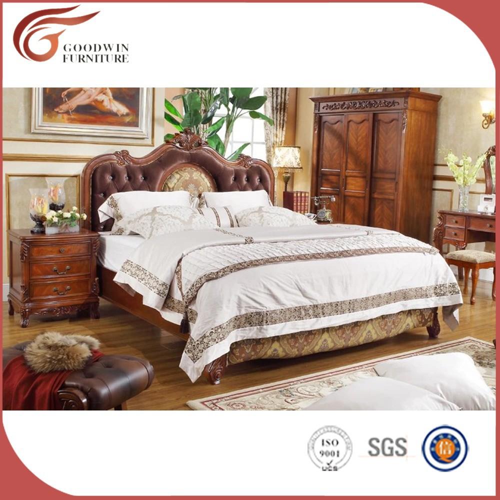 Chine fabricant italien classique prix des meubles de chambre à ...