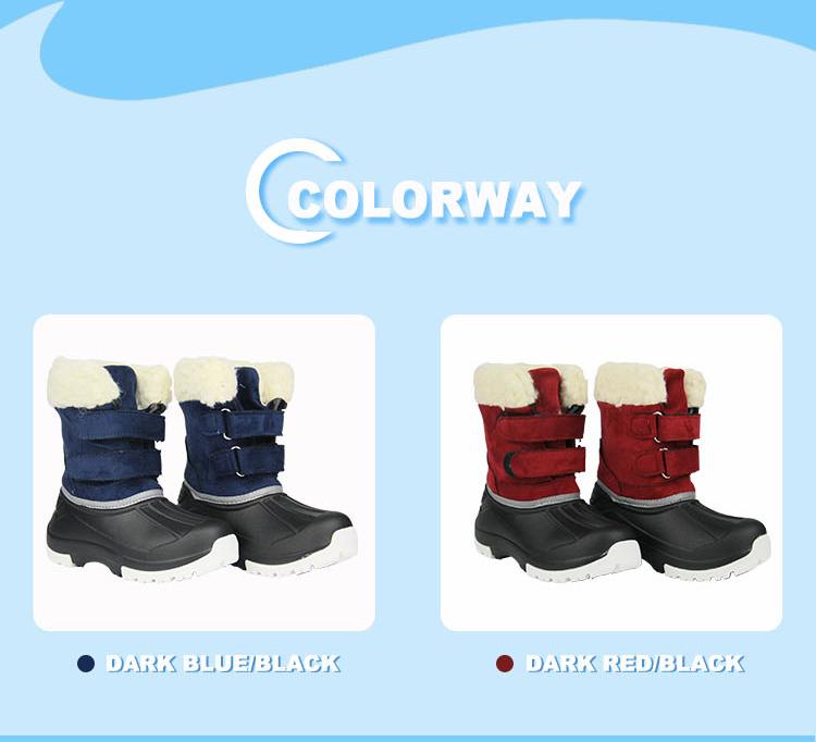 Venta al por mayor botas para la nieve usadas Compre online