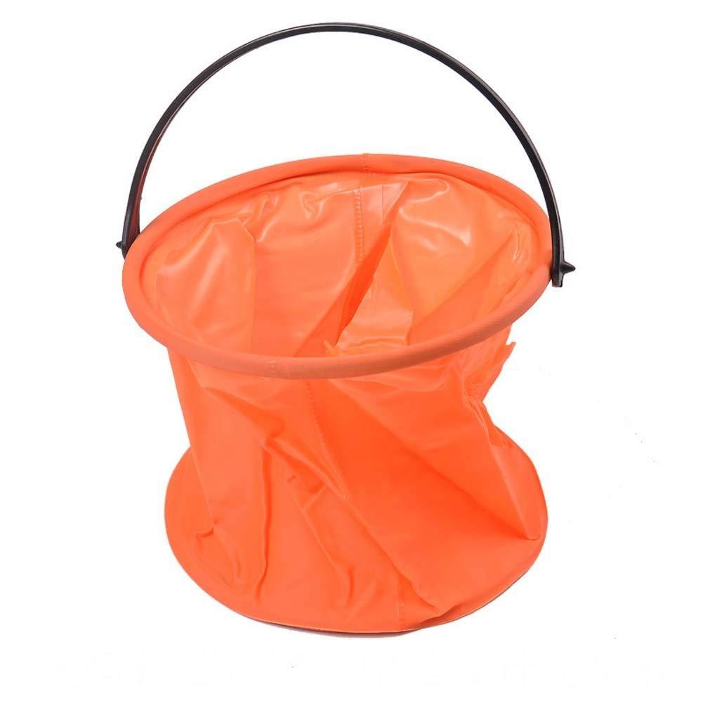 JIAZHU Paint Brush Washer Bucket Brush Tub Paint Brush Washer Cleaner Folding Bucket with Brush Holder Art Supplies,Pack of 2,Assorted Color