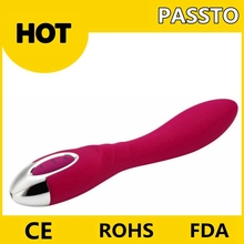 USB rechargeable adult products online shop powerful wand massager