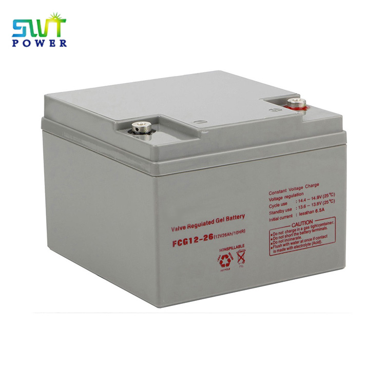 Best Deep Cycle Solar Gel 250Ah Battery China Manufacture