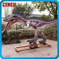 Zoo Park Decoration Artificial Fiberglass Dinosaur Model
