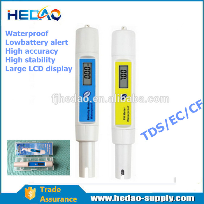Professional TDS/EC/CF/Salinity test strips with cost price