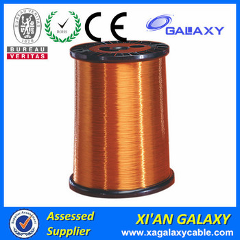 Colored Fine Copper Wire Uew Insulated Enameled Electric Motor ...