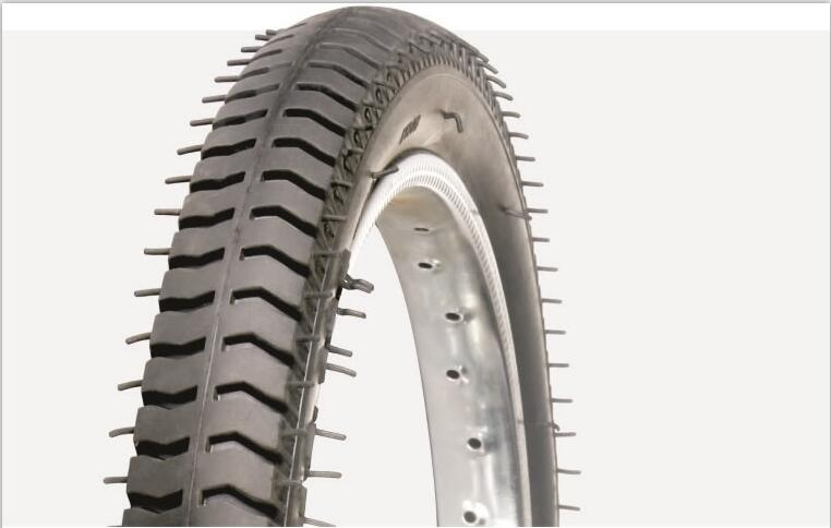 Fat tire bike bicycle solid rubber bicycle tire
