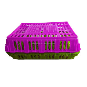 Farm Equipment Used For Poultry Transport Chicken Cage