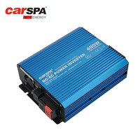 400W 500W 1000W off grid dc 12v 24v to ac 110v 220v 230v 240v pure sine wave car power inverter