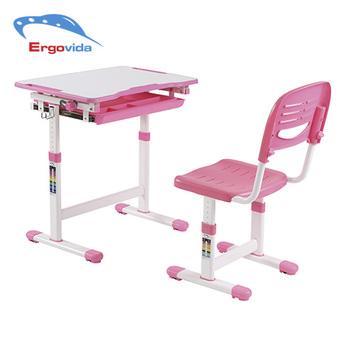 Sedia Da Scrivania Rosa.Regolabile In Altezza Bambini Studio Scrivania Sedia Per Bambini