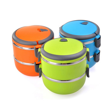 wholesale 201 pp plastic food carrier bento lunch boxes stainless steel bento. Black Bedroom Furniture Sets. Home Design Ideas