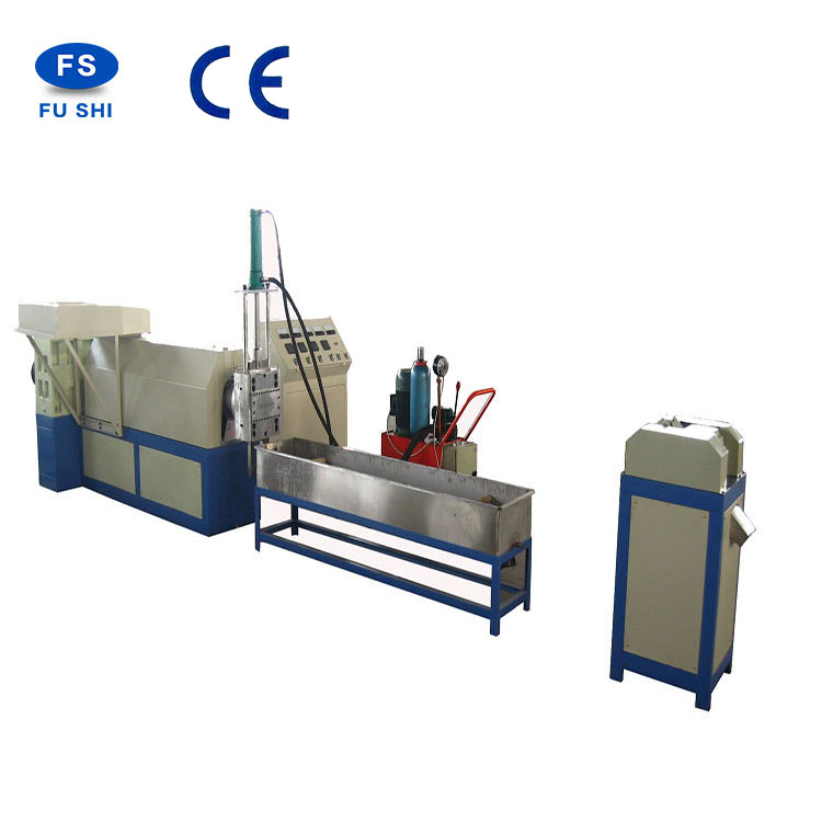 Recycling and Pelletizing Line For PE/PS Foam Scrap