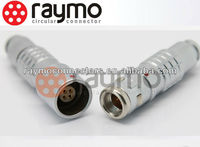 Waterproof Circular Connectors with Multi-core from 2 to 26 pins LEMO compatible