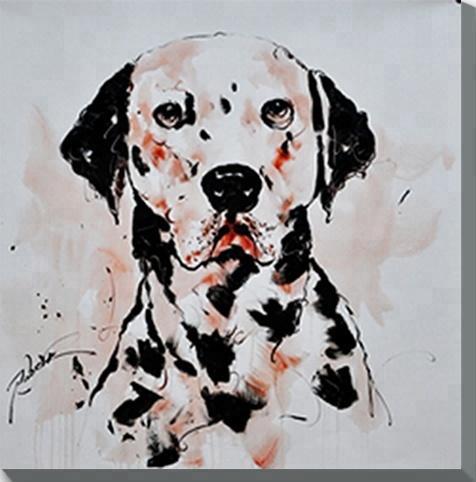 En Iyi Dalmaçyalı Köpek Boyama üreticilerini Ve Dalmaçyalı Köpek
