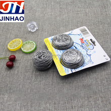 popularly used stainless steel scourer dirty cleaning